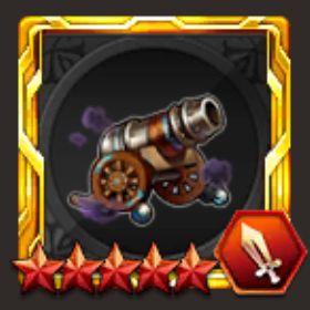 ベルタの迫撃砲