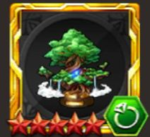世界樹のオブジェ