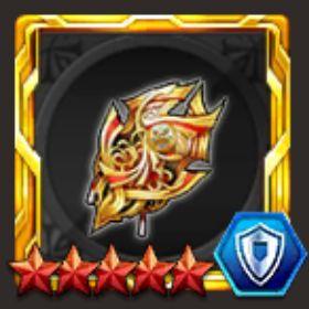 金獅子の盾