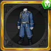 ホークアイの軍服