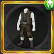 プロンプトの戦闘服