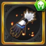 純情乙女の手袋