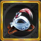 怪人のマスク
