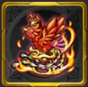 神焔の守護神像
