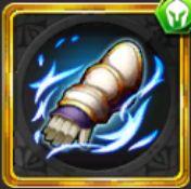 蒼炎騎士の白籠手