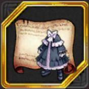 魔界魔法使いドレス図片