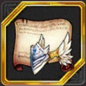 戦乙女の羽根飾り図片