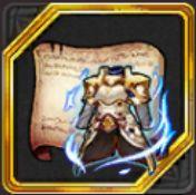 蒼炎騎士の白鎧図片