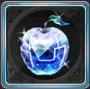 結晶の林檎