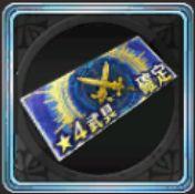 ★4武具確定チケット