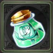 風の女神の瓶