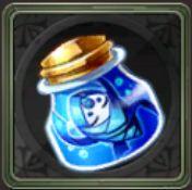 水の女神の瓶