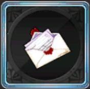 ハヤテからの手紙