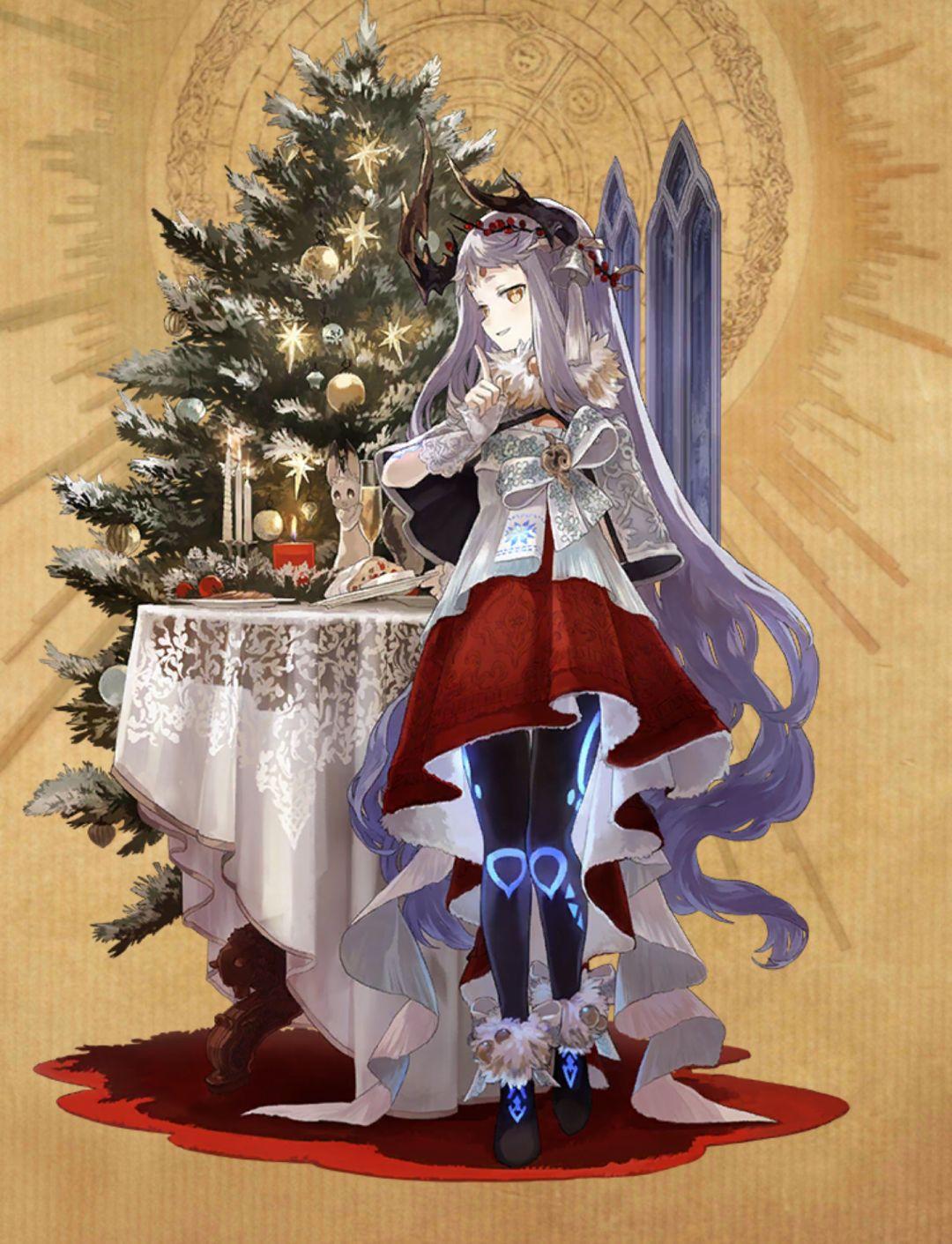 ビルギッタ-スキン-真理念装(クリスマス)