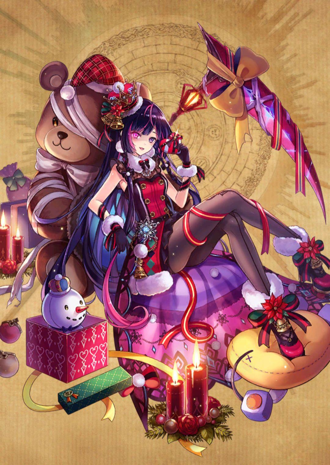 ローザ-スキン-クリスマス
